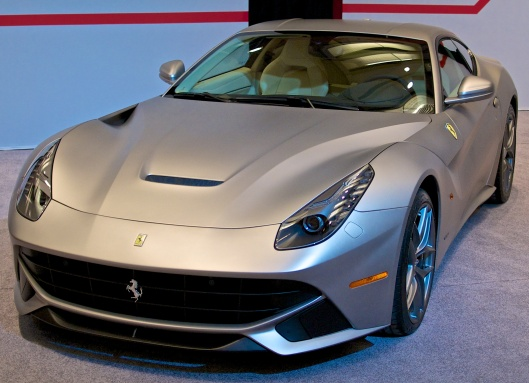 Ferarri F12 Berlinetta, 740 HP.