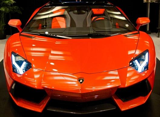 Lamborghini Aventador LP 700-4 Roadster, $584,684.