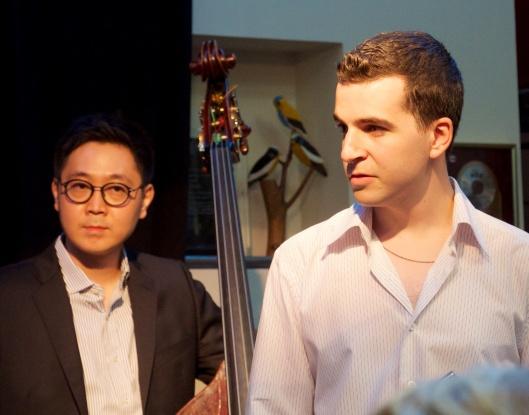 Seungho Jang and Roni Eytan