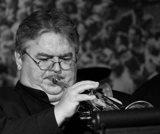 Sandy Barter, trumpet